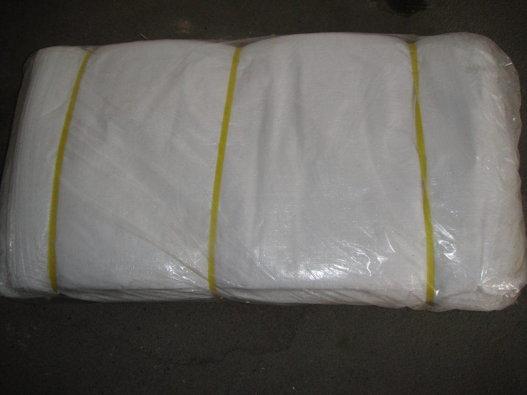کیسه پلي پروپيلن  60 در 110 سفید